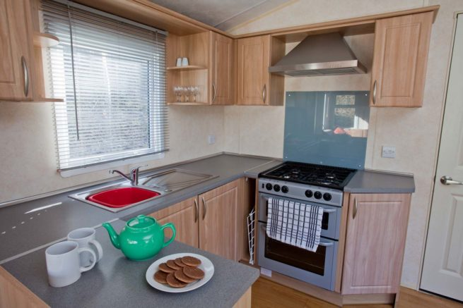 Caravan Holidays at Hedley Wood