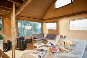 Glamping Safari Lodge North Devon
