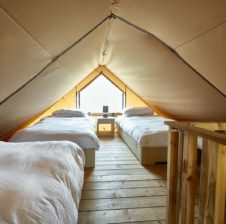 Glamping Safari Lodge North Devon