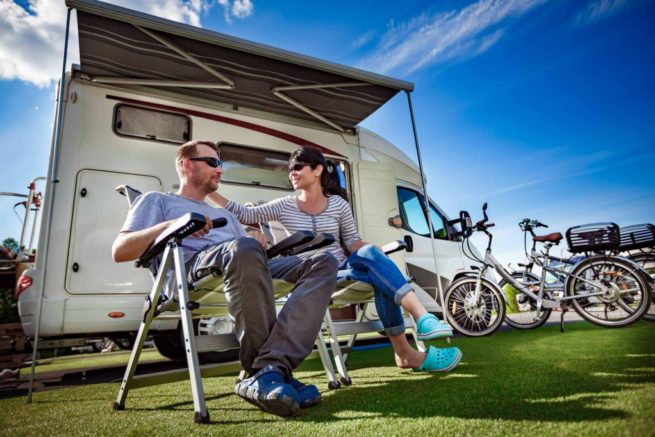 Motorhome Holidays North Devon