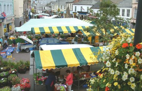 Holsworthy Market Town