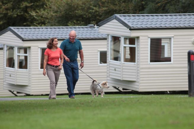Pet Friendly Caravan Holidays in North Devon