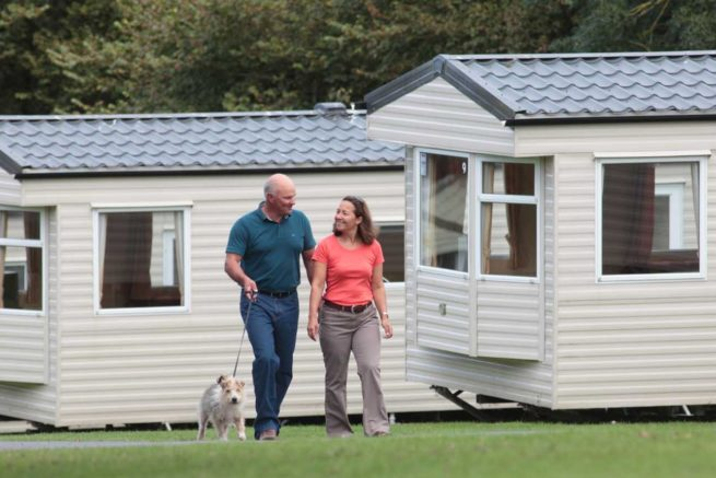 Pet Friendly Caravan Holidays in North Devon