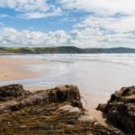 Widemouth Bay, Bude Cornwall
